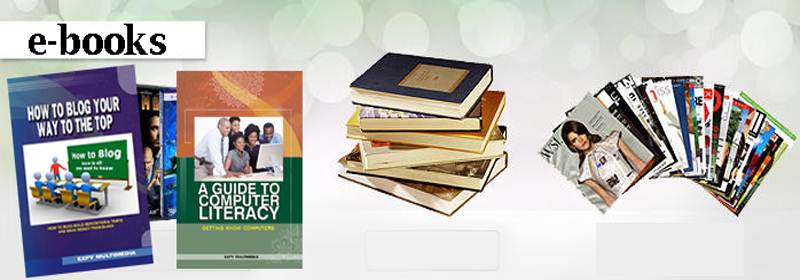 E-books & downloads