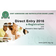 JAMB Direct Entry Form