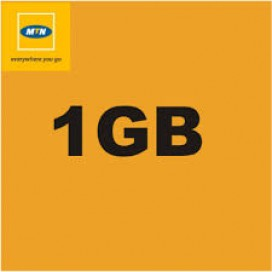 MTN 1GB Data Plan.