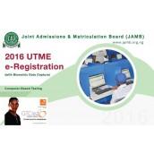 JAMB/UTME 2016 Registration Form PIN