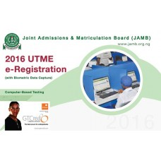 JAMB/UTME 2016 Registration Form PIN